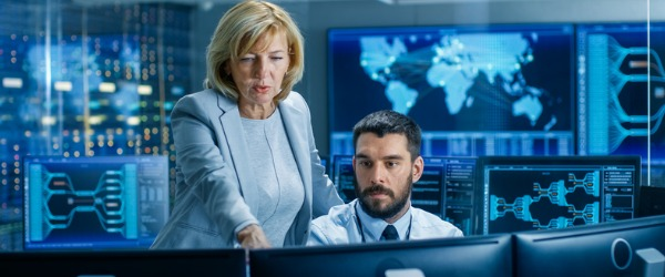 An information security manager is someone who is responsible for protecting an organization's computers, networks and data against computer viruses, security breaches, and malicious hacker attacks.