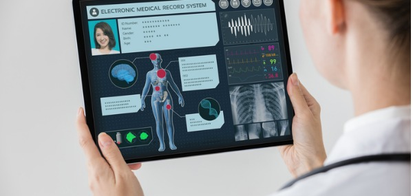 An informatics nurse specialist is someone at the forefront of changing technology in the medical world, as the paper records systems that have been used by healthcare providers for more than a century are quickly coming to an end.