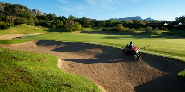 A golf course superintendent is mainly responsible for the landscaping and maintenance of the grounds as well as supervising all the workers and any operations on the golf course.