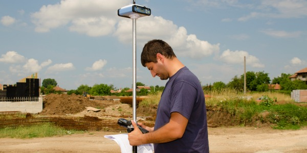 A geodesist is a scientist who use satellite images and on-the-ground surveys to put together a complete picture of the world's measurements.