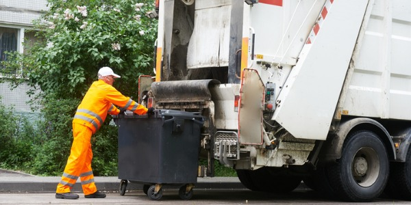Garbage collectors pick up and remove waste, recyclable goods, or yard debris from residential neighbourhoods, commercial business centres, and public parks.