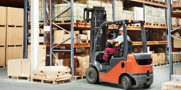 A fork lift operator is responsible for operating a fork lift to move, locate, relocate, stack, and count merchandise around warehouses, storage yards, factories, construction sites and other work sites.