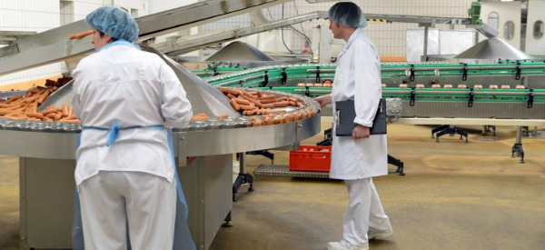 A food safety and quality technician reviews food safety processes and procedures and ensures that food is in compliance to government food regulations.