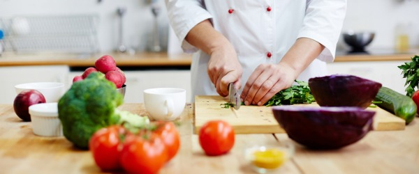 Food preparation workers perform routine, repetitive tasks under the direction of chefs, cooks or food supervisors.