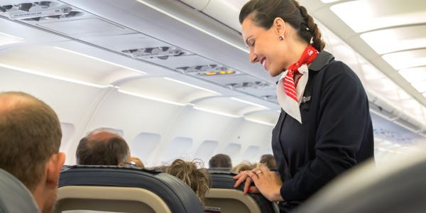 A flight attendant is someone whose primary duty is to ensure the safety and comfort of passengers during an airline flight.