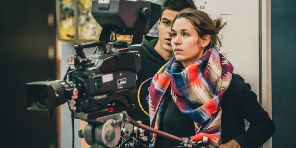 A filmmaker is in charge of making, leading, and developing movie productions.