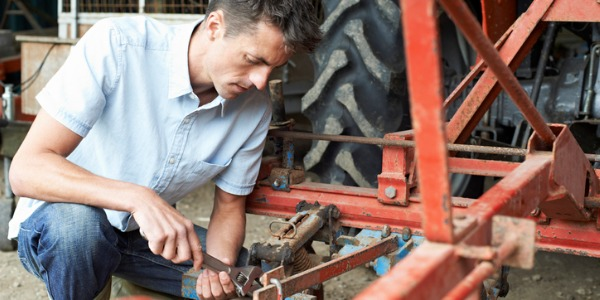A farm equipment mechanic is called in by farmers and farm equipment dealers to perform repairs and regular maintenance on large and expensive pieces of machinery.