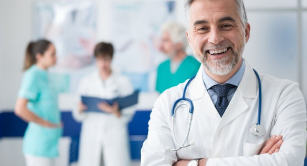 A doctor maintains or restores human health through the practice of medicine.