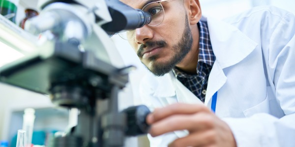 A cytotechnologist is a 'cell detective', and plays a crucial part in the discovery and detection of disease, cancer, and pre-cancerous changes in cells using a microscope.