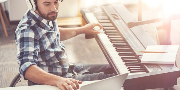 A composer is someone who writes and directs original music used to produce various types of media entertainment.