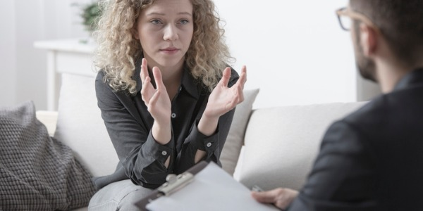 A clinical psychologist may work with patients one-on-one or in a group setting, diagnosing and treating patients for various different mental disorders.