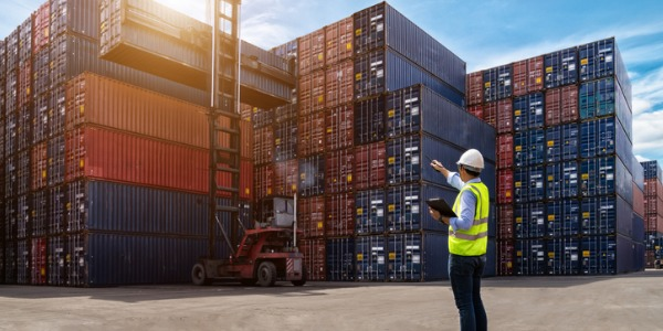 A cargo and freight agent coordinates and facilitates incoming and outgoing shipments for transportation companies and other businesses.