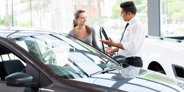 responsibilities of a car salesman