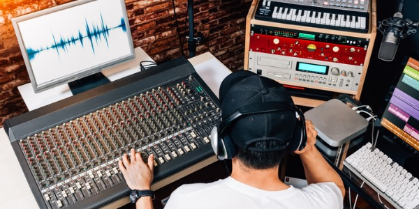 A broadcast and sound engineering technician will set up, operate, and maintain the electrical equipment for radio and television broadcasts, concerts, sound recordings, and movies.