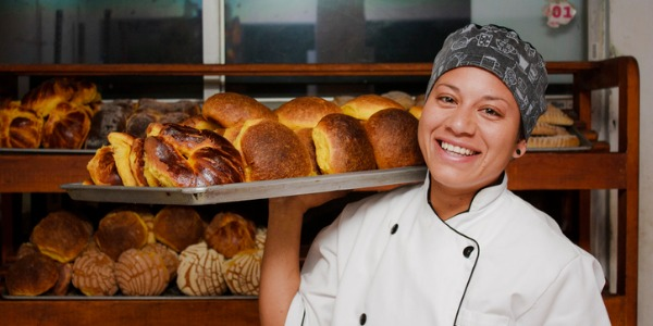 A baker will mix and bake ingredients according to recipes to make a variety of breads, pastries, and other baked goods that are sold by grocers, wholesalers, restaurants, and institutional food services.