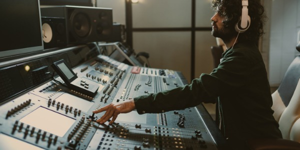 An audio engineer (or a sound engineer) is a trained professional who works with the mechanics of recording, mixing, and reproducing sound.