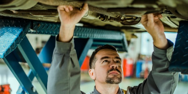 An automotive service technician (or auto mechanic) is someone who inspects, maintains, and repairs electric, gas, hybrid and alternative fuel vehicles.