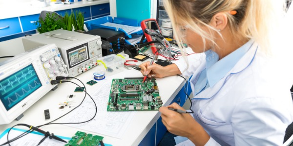 An electrical engineer's job duties may require evaluating electrical systems, products, components, and applications.