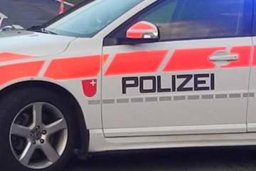 Schlattli SZ - Verkehrsunfall ohne Verletzte