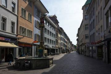 Schweiz - Internationale Zusammenarbeit – die Antwort auf Menschenschmuggel