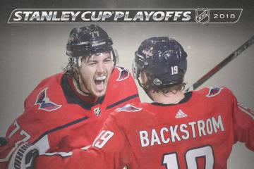 Capitals bleiben im Rennen um den Stanley Cup!