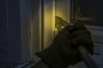 Kaltbrunn SG - Einbrecher in die Flucht geschlagen