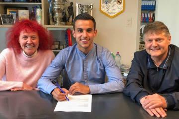Lavdrim Rexhepi erhält Profivertrag beim FCZ