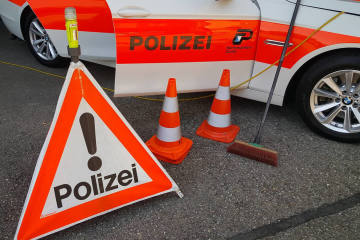 Winterthur ZH - Verkehrsunfälle über das Wochenende