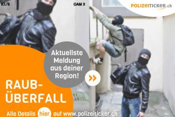 Basel BS - Mann ausgeraubt - Zeugenaufruf