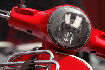 Sissach BL - Auto fährt auf Roller auf - Zeugenaufruf