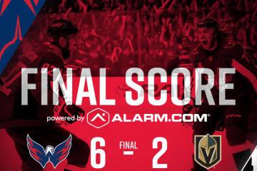 Die Capitals gewinnen auch Spiel 4!