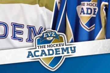 Das Kader der EVZ Academy steht