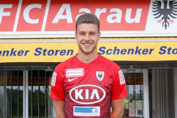 Giuseppe Leo wechselt für zwei Jahre zum FC Aarau