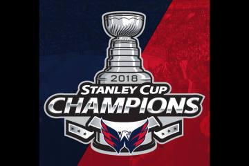 Die Capitals gewinnen den Stanley Cup!