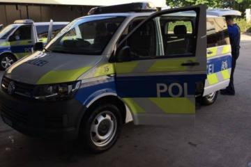 Basel BS - Erste Festnahmen nach gewalttätigen Auseinandersetzungen