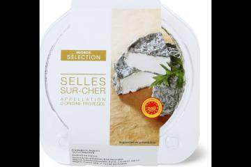 Migros ruft Sélection Selles-sur-Cher-Käse zurück