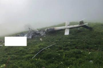 Altdorf UR - Pilot bei Helikopterabsturz verstorben