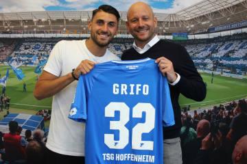 Grifo kehrt zur TSG zurück