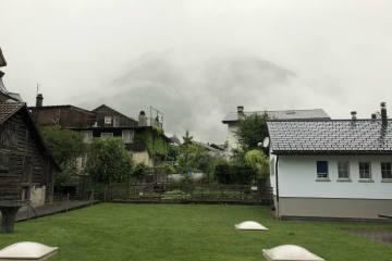 Besonders in der Ostschweiz teils ergiebige Niederschlagsmengen