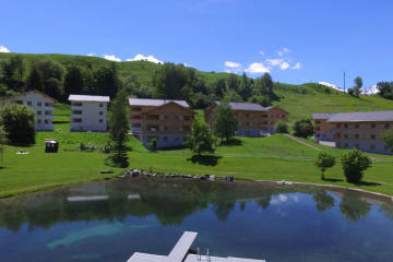 Pradas Resort unter den besten Familienhotels der Schweiz