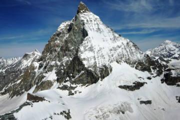 Matterhorn/Zermatt VS - Mann verstirbt am Matterhorn