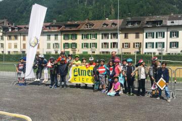 Glarus GL - Schüler-Verkehrsgarten gelungen