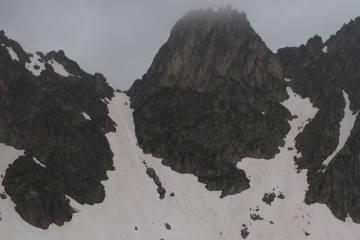 Orsières – Fenêtre d'Arpette VS - Bergunfall – eine Person verstorben