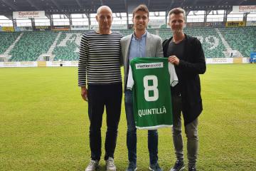 FCSG schnappt sich Jordi Quintillà