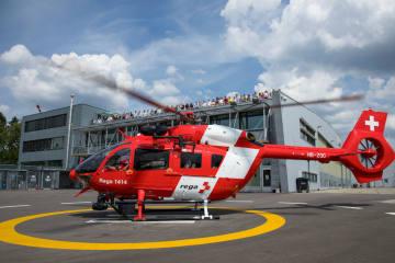 Neue Rettungshelikopter für die Rega