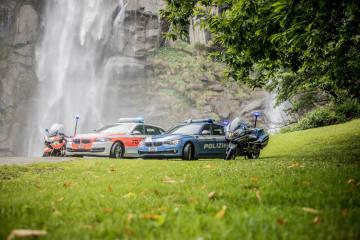Graubünden GR - Grenzübergreifende Motorradunfall-Prävention