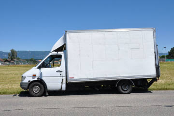 Gerlafingen SO - Lieferwagen sichergestellt