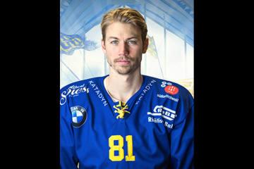 Anton Rödin mit Wechsel in die Organisation der Anaheim Ducks