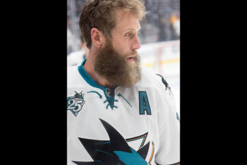 Joe Thornton bleibt ein Shark!