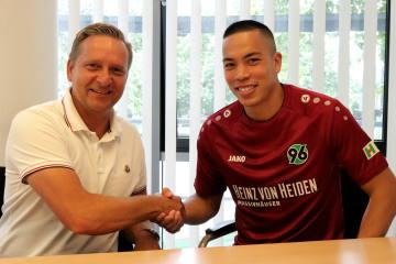 Hannover 96 verstärkt die Offensive